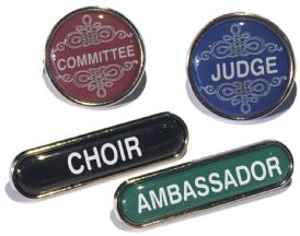 Committee Badges